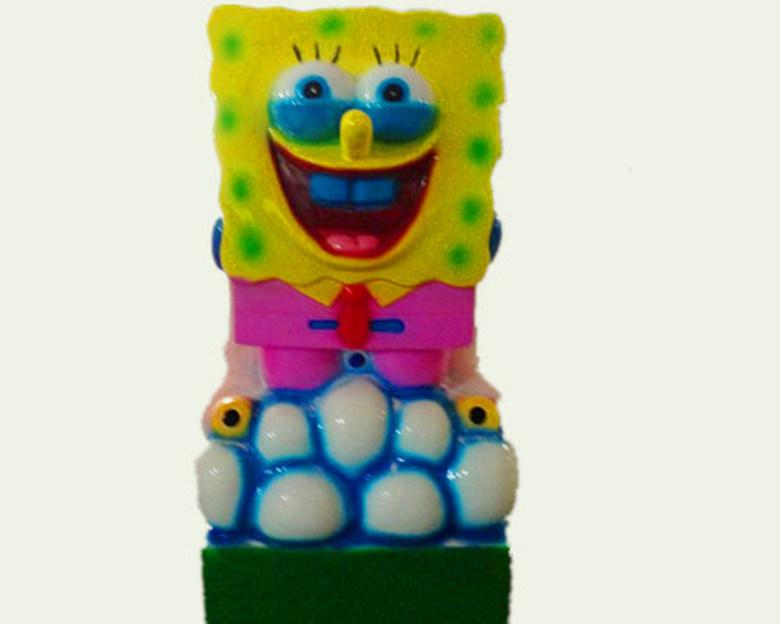 Kid Spongebob kiddie ride (LK39)