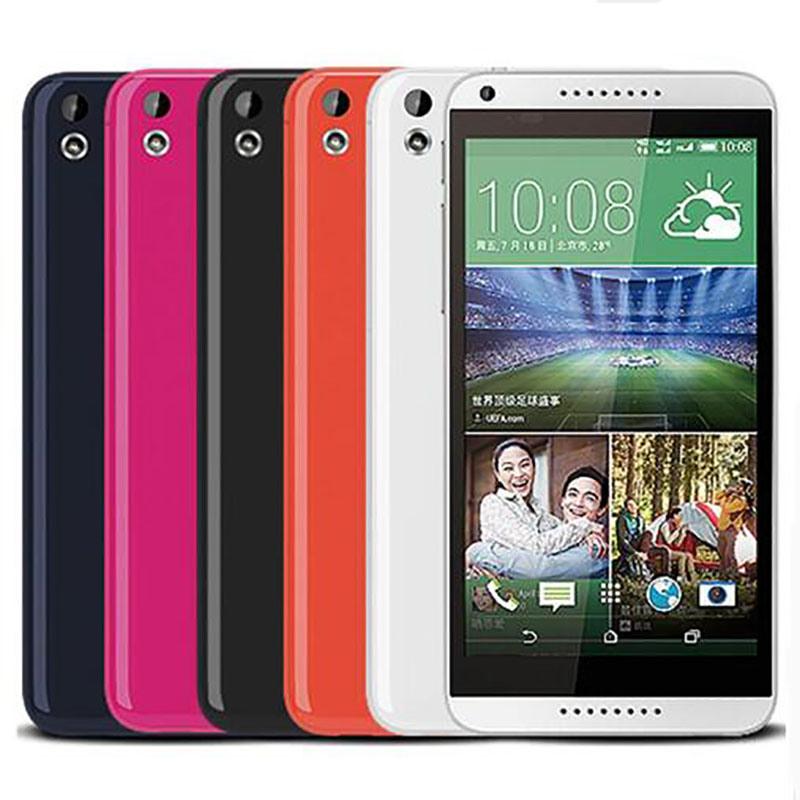 """Duplo SIM desbloqueado 5.5 """" Touchscreen Smart Phone Desejo 816 816W para telefone móvel Hto"""