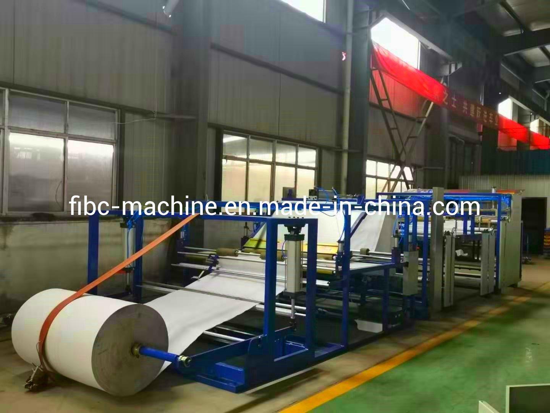 Big Sack Making Ton Bag Jumbo Bag를 위한 FIBC Fabric Cutting Machine