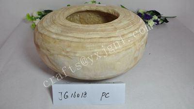 Palnter de madera con alta calidad/Folk Artesanía