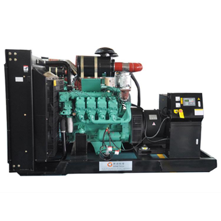 Cummins Engine 기술에 의해 강화되는 Sdne 기술 C 시리즈 수소 발전기 세트
