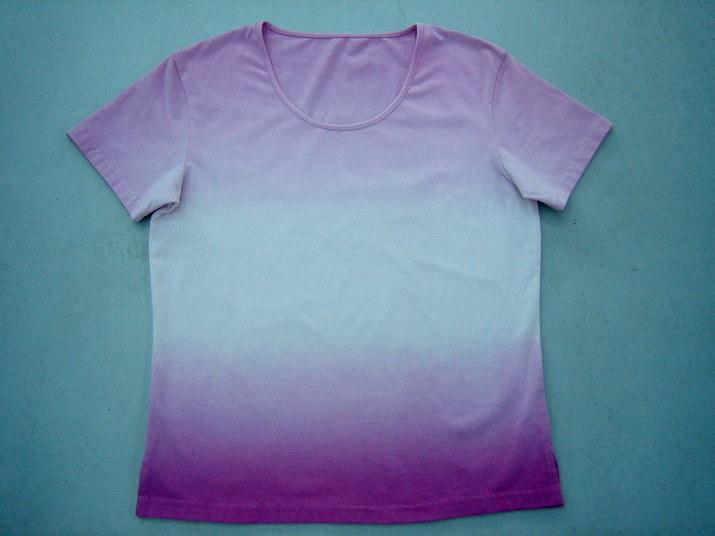 В Hangprint Ladie короткие втулки футболка