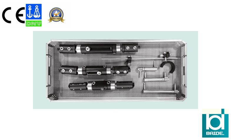 Fixador Axial dinâmica/D. a. F (Conjunto de Instrumentos) -1