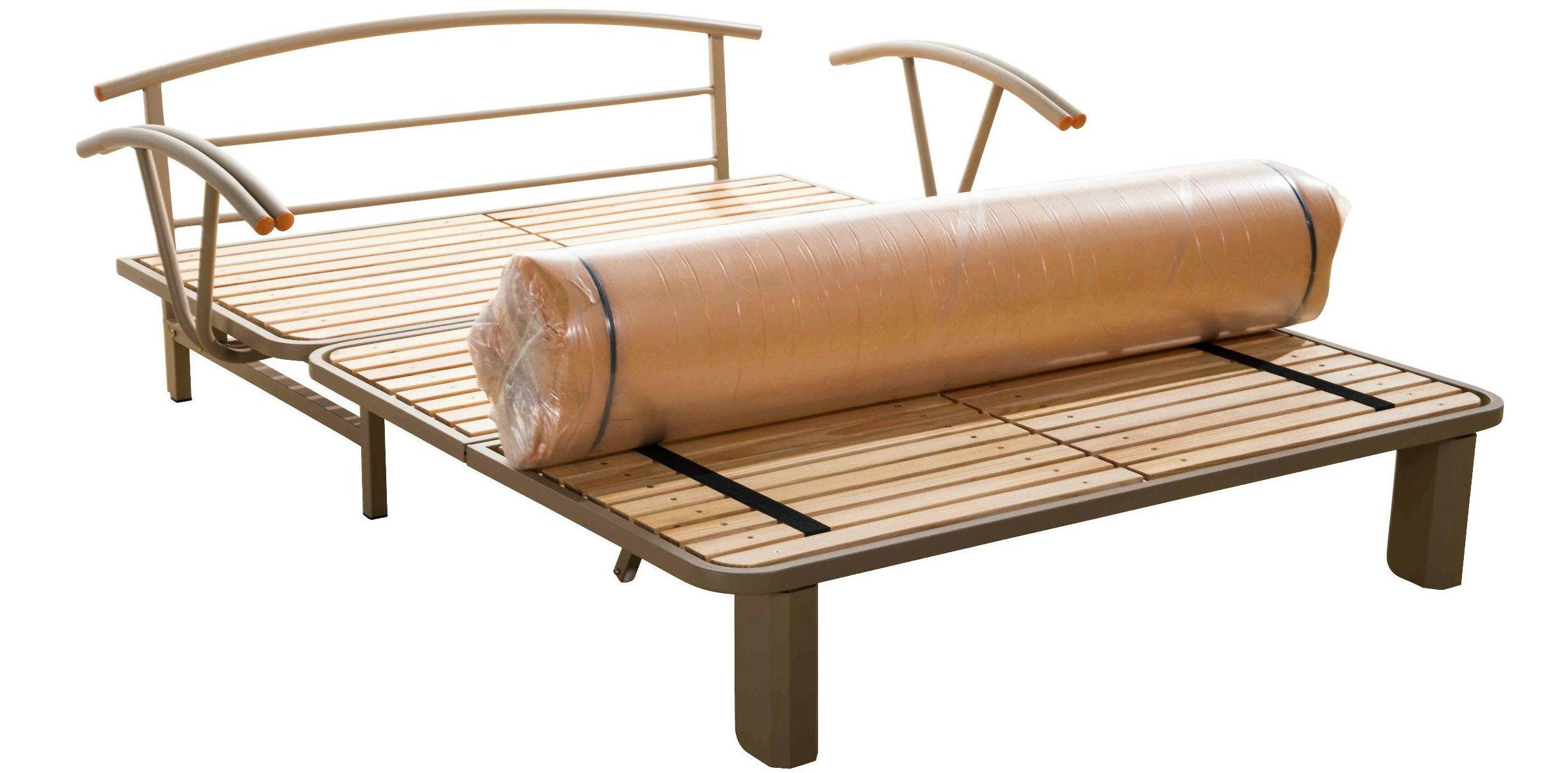 Foto de El marco de metal de diseño Sofa cama Cum en es.Made-in ...
