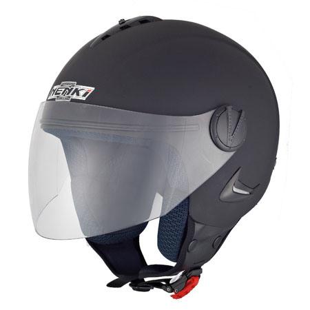 Motorradhelm mit offenem Gesicht (NK-635)