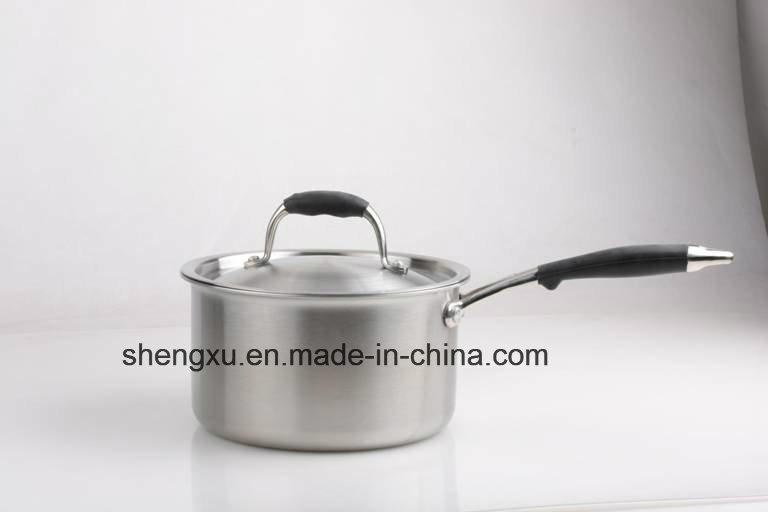 China 1810 de acero inoxidable utensilios de cocina olla la