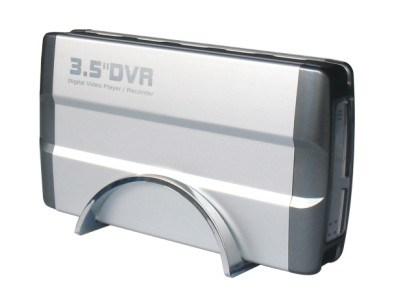 Le disque dur Media Player (HC368TV-DVR)