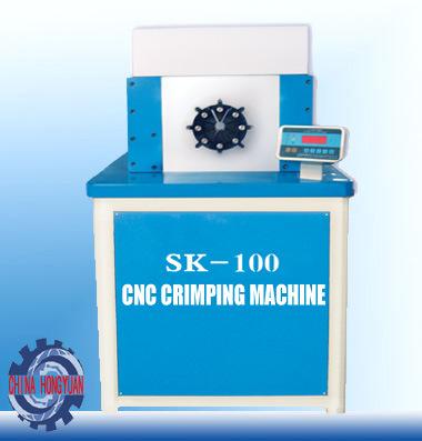 CNC de Plooiende Machine van de Slang (sk-100)
