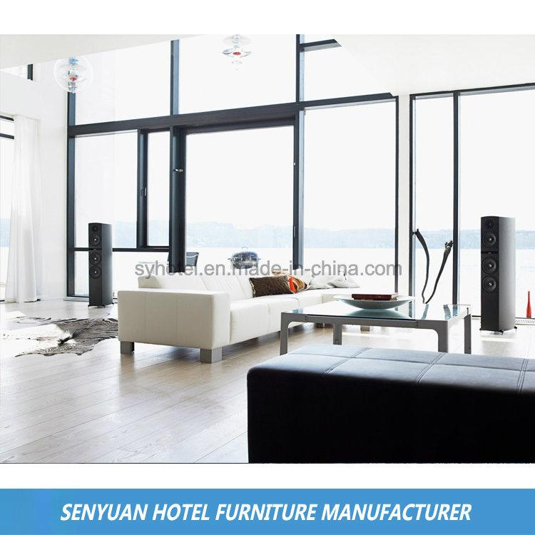 Modernes professionelles ledernes Hotel-Sofa stellte ein (SY-BS8)