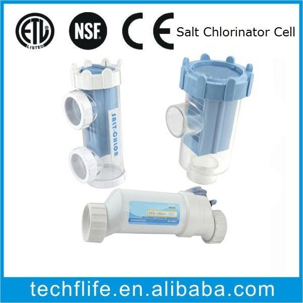 Libération de la cellule de sel chimique