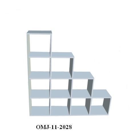 MDF 백색 책장 (OMJ-2028)
