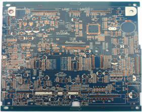 O OSP 4 L fabricante PCB da placa-mãe do computador multicamada