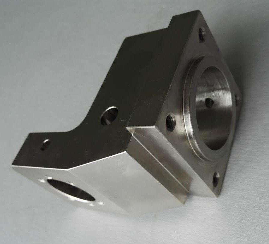 Custom-Made OEM de machines de précision en acier inoxydable Partie Partie de la machine