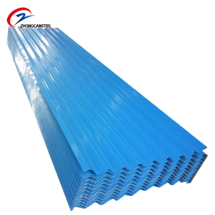 PPGL/PPGI 강철 플레이트/사전 도색된 갈바니ized 철 시트/아연 색상 코팅 갈발륨/갈바니화 골판 지붕으로 덮인 시트