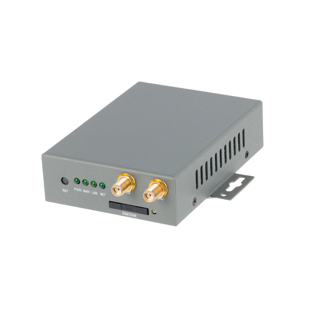 Промышленные 4G маршрутизатор VPN Hostpot Iot для автомобилей автомат сети