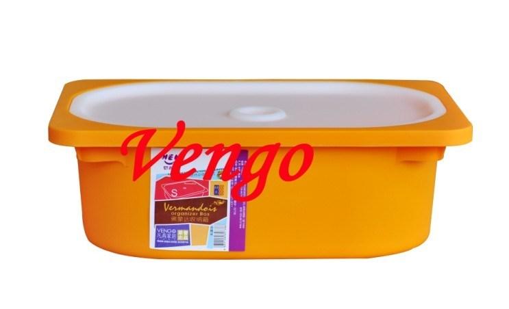 Caja de plástico Contenedores de plástico, envases de plástico (YH-32724)