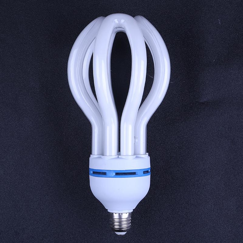 Fluorescente SKD 5u 4u 85W 105W 125W E27 B22 CFL Lotus el ahorro de energía la Bombilla para Lámpara de ahorro de energía