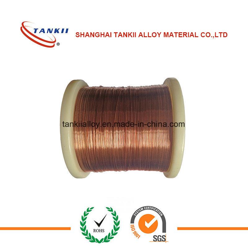 Manganin-Draht (CuMn12Ni) foto auf de.Made-in-China.com
