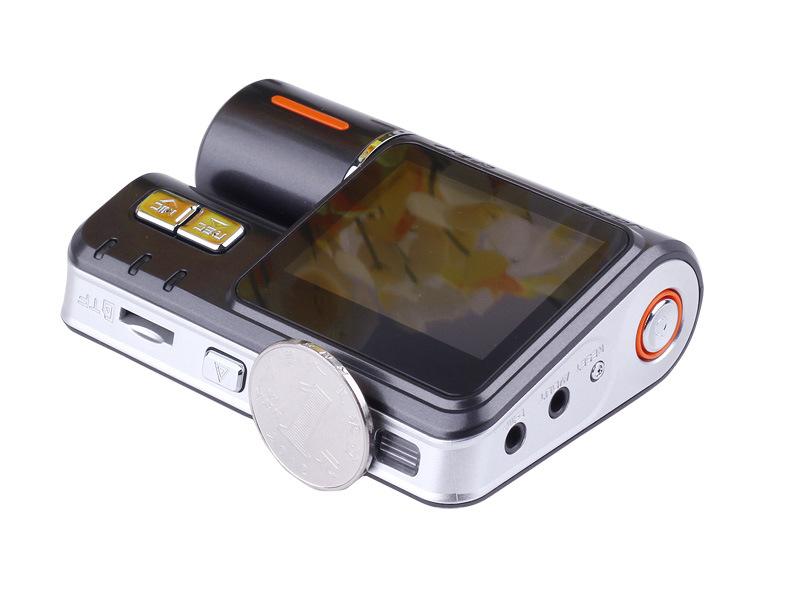 Auto-DVR mit separatem Objektiv (I1000)