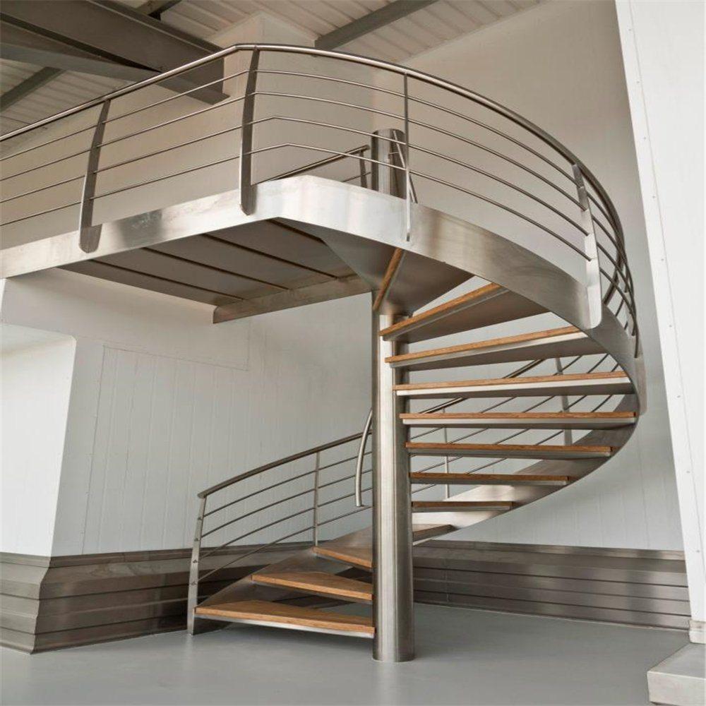Barriere Escalier En Colimaçon chine utilisation intérieure moderne escalier en colimaçon