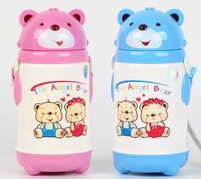 Angel Bear vaso isolados (A-2160)