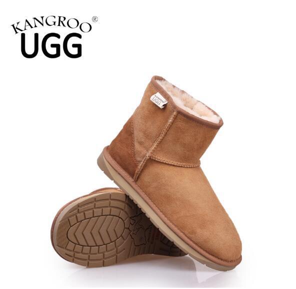 Classic court pour et bottes Kangroougg Chine Mini hommes PwnOk80
