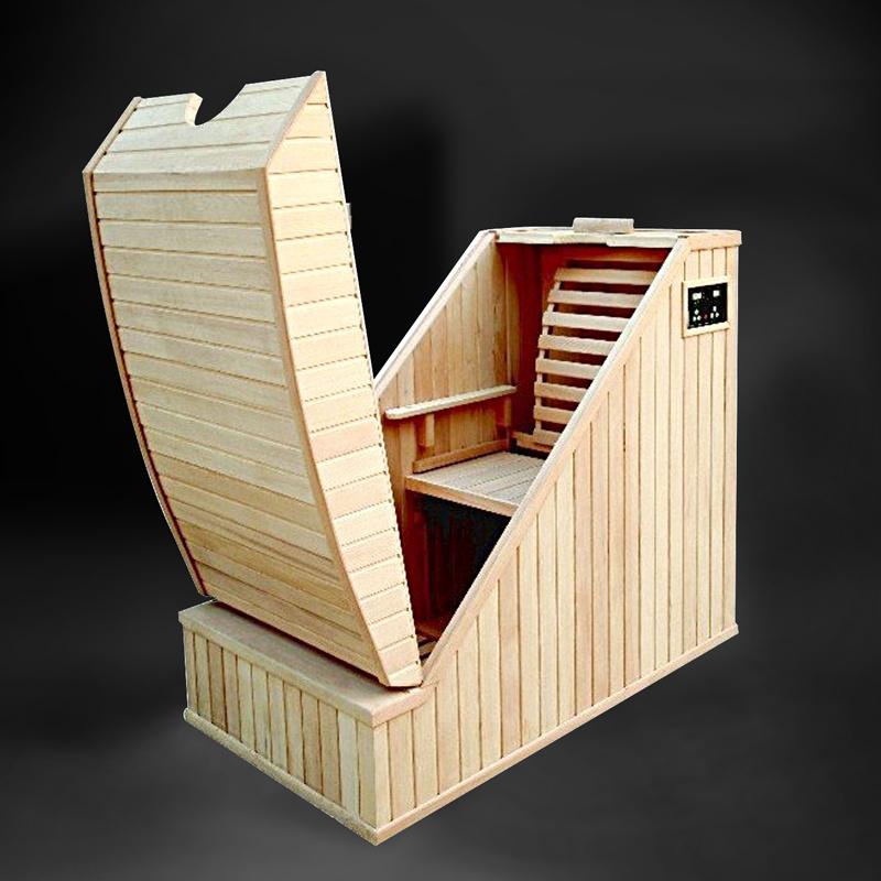 mini portable la mode l 39 ozone sauna sr1t4001 photo sur fr made in. Black Bedroom Furniture Sets. Home Design Ideas