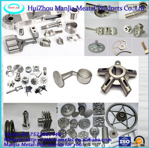 OEM/ODM SS 316 & 304 acero inoxidable y acero al carbono a la cera perdida de piezas de fundición a la cera perdida