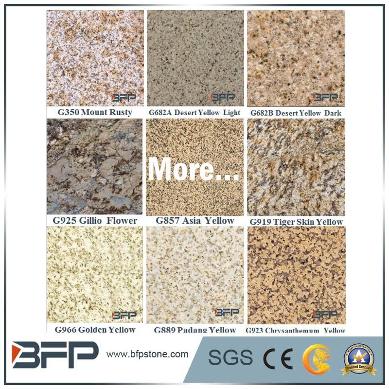 Foto de fachada de granito pulido azulejos de piedra de la for Colores granito pulido