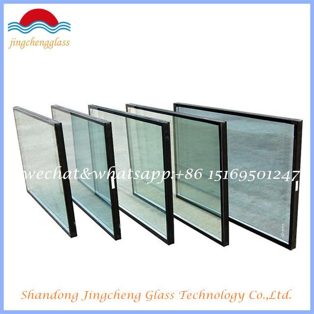 Low E pour la fenêtre de verre de contrecollage/lucarne/mur-rideau ...