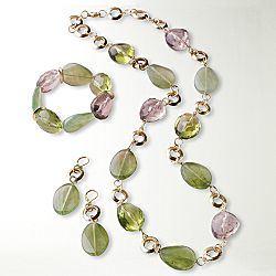 Conjunto de jóias (MCNK01)