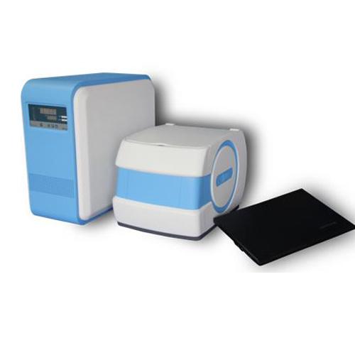Ordinateur portable de la Formation de résonance magnétique nucléaire du système IRM