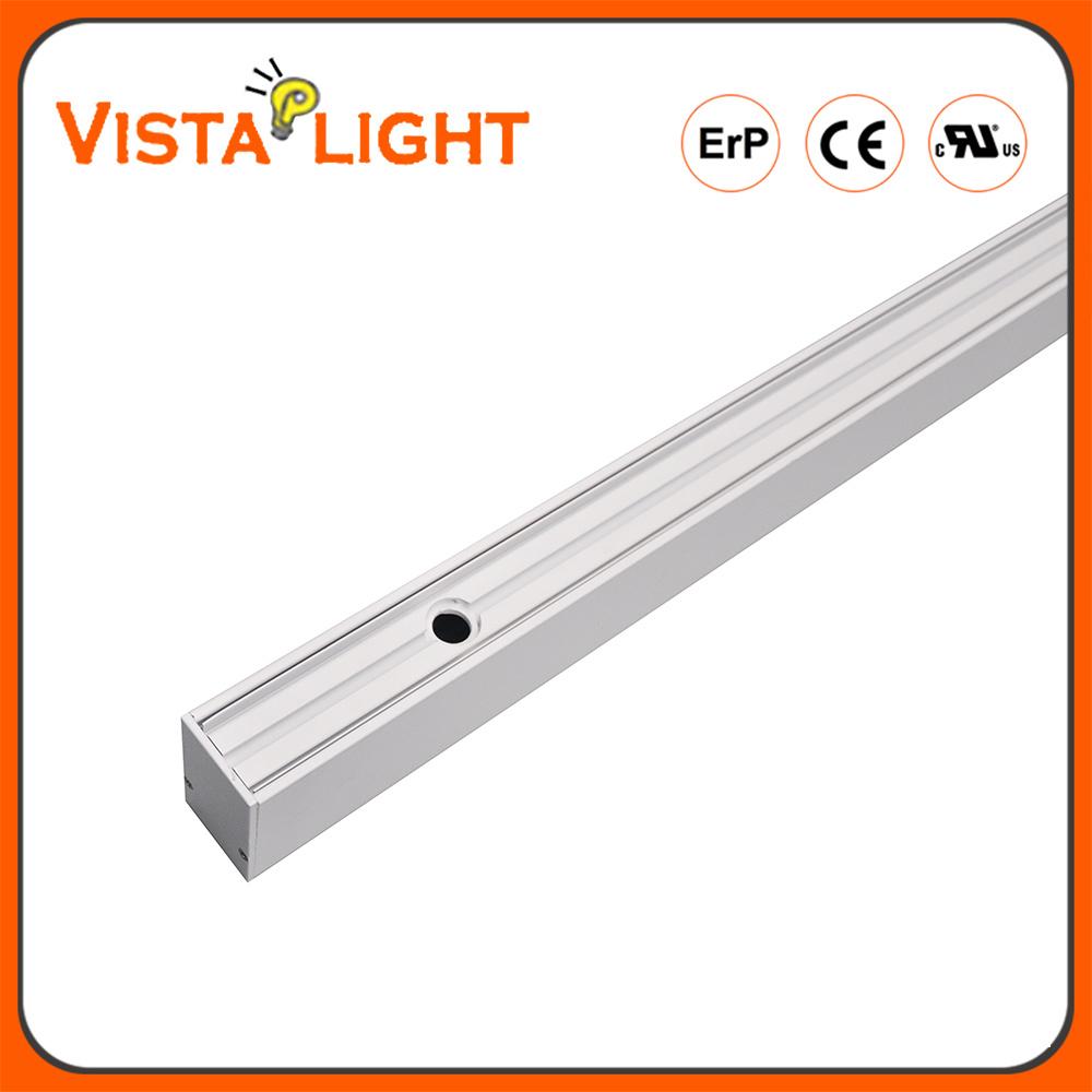 40W de alta potencia LED Colgante luz lineal para hospitales