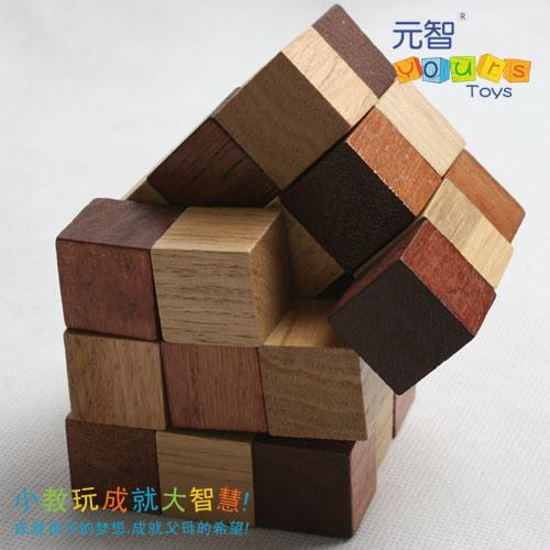 Puzzle 3D (WD1537)