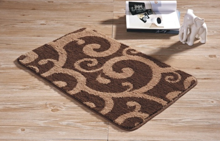Microfiber Tufted Rugs、Super SoftおよびAbsorbent C1407