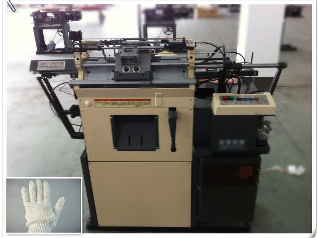 Guanto Knitting Machine Make Industrial Gloves