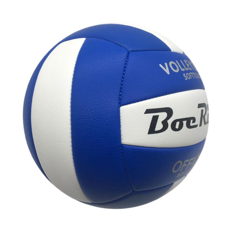 柔らかいタッチ機械によってステッチされるPVC泡のバレーボール