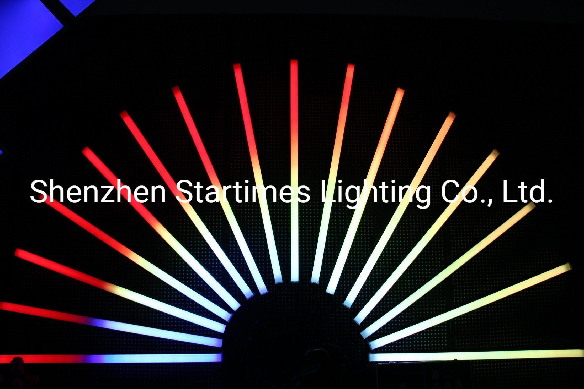 アドレス指定可能な線形棒RGB LED照明装飾ライトクリスマスの装飾の結婚式の装飾LEDライト5年の保証LEDピクセル管のMadrix