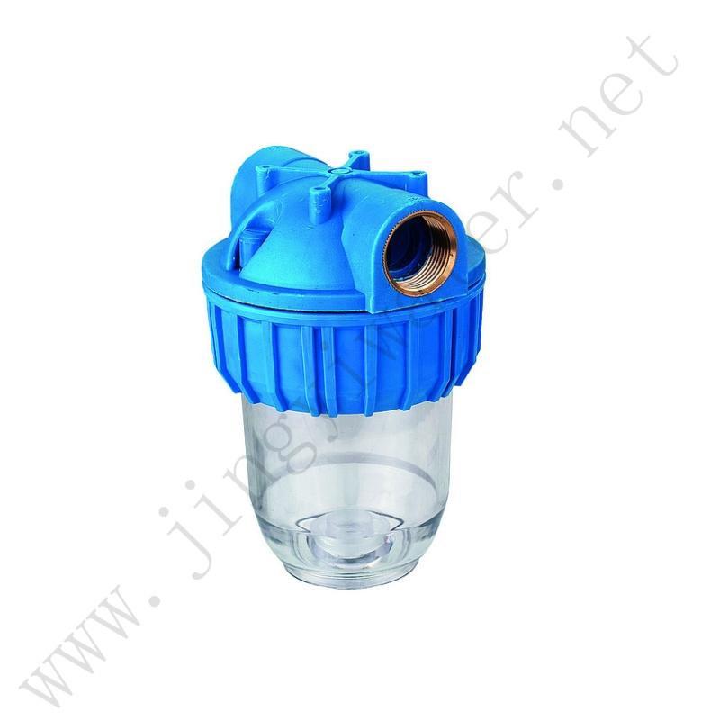 5pouce de la Chine de l'eau du boîtier de filtre