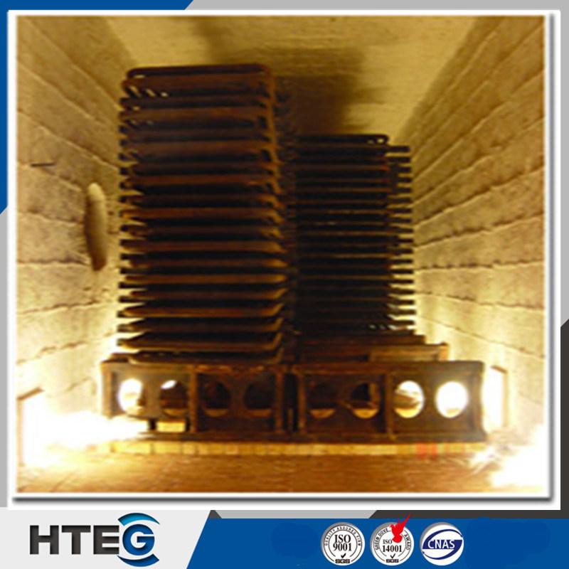 Zickzack schrieb Gefäß-Dampfkessel-Druck-Teil-Überhitzer für Kohle ...