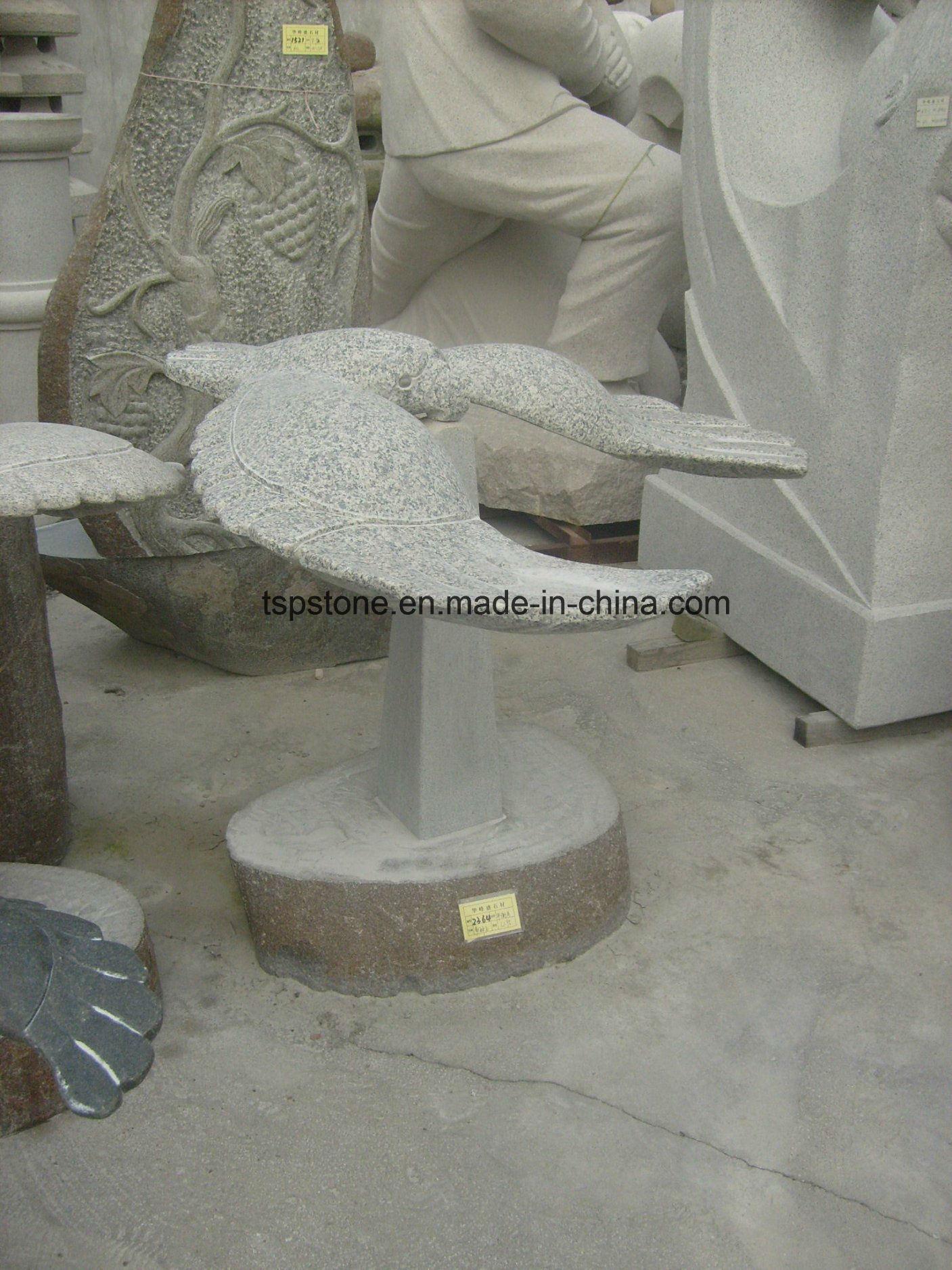 Granit-Steingarten-Skulptur für Garten-Landschaft foto auf de.Made ...