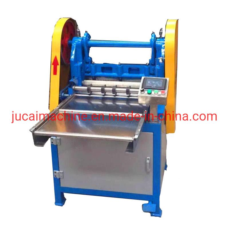 ماكينة قطع الشريط المطرطي / المطاط من نوع CNC PLC التلقائي آلة قطع كتائف/آلة طهو مطاطية/آلة قطع مطاطية/آلة تقطيع مطاط
