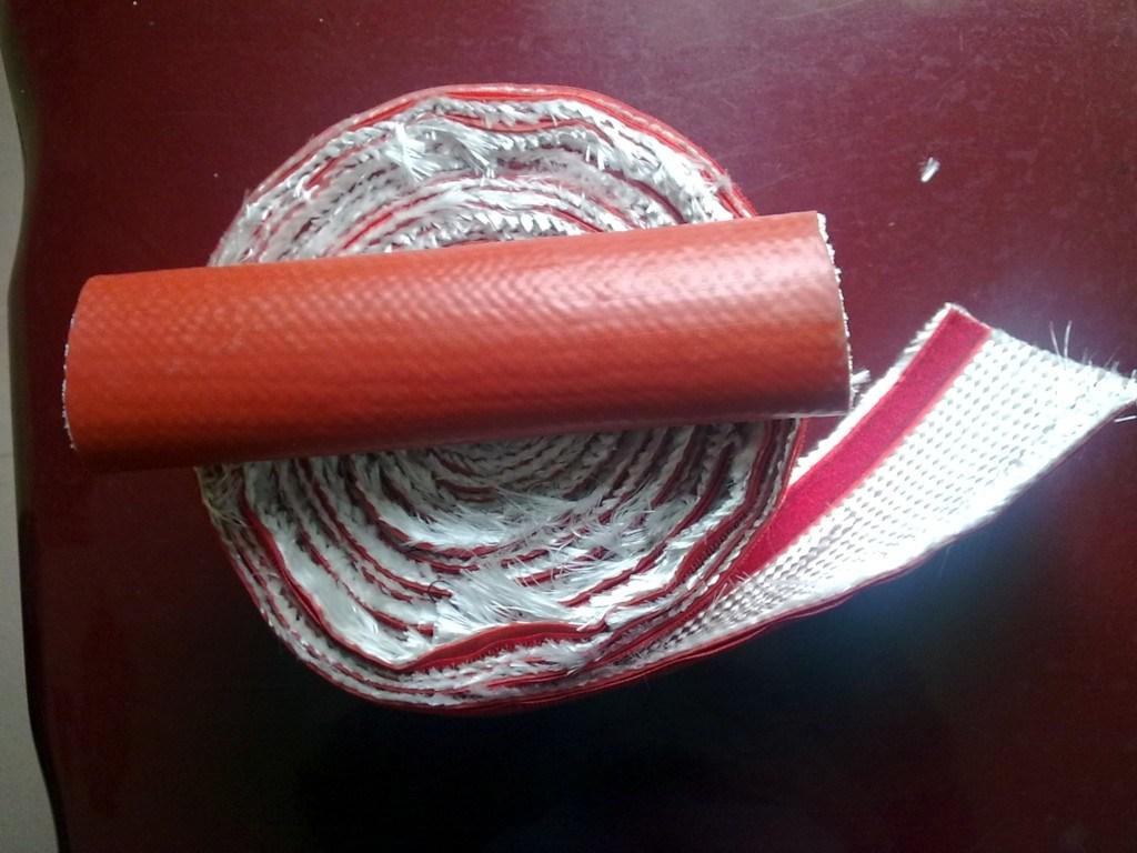 Силиконовый чехол из стекловолокна проточка с резиновым покрытием (внутри волокна за пределами резина)