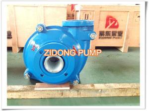 中国鉱山の排水のスラリーポンプ遠心沈積物ポンプ灰ポンプ