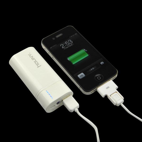 4400Мач Mobile Power Pack / внешнего аккумулятора / Power Pack / мобильной мощности (CD598)