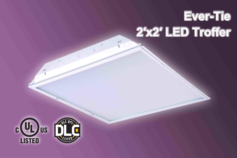 UL Dlc del LED Troffer elencato