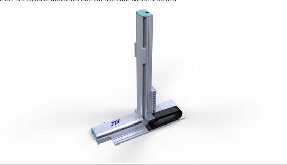 Nach Maß Kugel-Schraube und riemengetriebener Xz polarer linearer Roboter mit großer Geschwindigkeit und Präzision für Laden und das Aus dem Programm nehmen