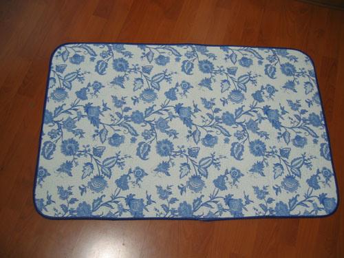 Tabellen-Oberseiten-bügelnde Abdeckung