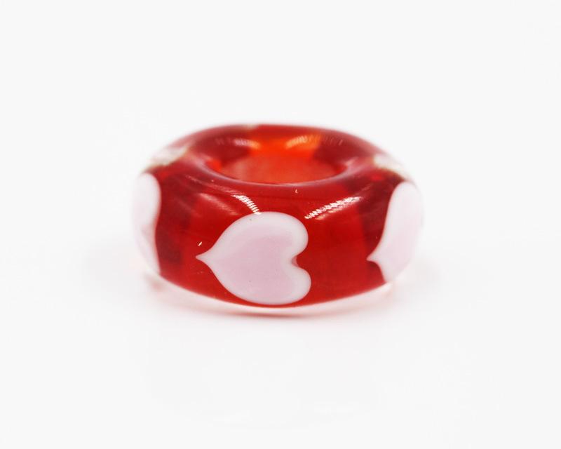 Les perles de verre de Murano Le site Lampwork Handwork Beads Accessoires de mode