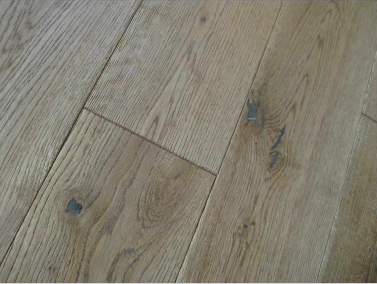 Parkettfußboden ~ Rustikaler eichen hartholz parkett fußboden hölzerner bodenbelag